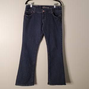 Bluenotes Morgan Low Rise Dark Denim Jeans  Sz 30